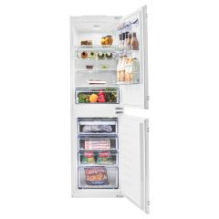 Beko BCFD150 Integrated Combi 50/50 Frost Free Fridge Freezer (Fully Integrated)