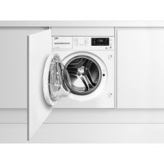 Beko WDIR7543101 EcoSmart Washer/Dryer 7kg/5kg (Fully Integrated)