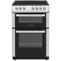 NordMende CDEC61IX 60cm Double Cavity Electric Cooker with Ceramic Hob (Stainless Steel)