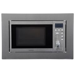 NordMende NM825BIX 20 Litre Built In Microwave and Grill (Stainless Steel)