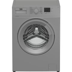 Beko WTL72051S A+++ Rated 7kg, 1200 spin Washing machine (Silver)