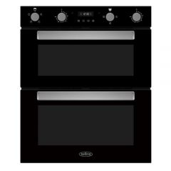 Belling BI703FPBLK Double under oven - Black