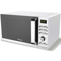 Dimplex X-980537 23 litres, Free Standing Microwave (White)