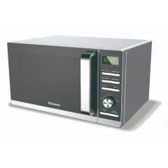 Dimplex X-980538 23 litres, Free Standing Microwave (Silver)