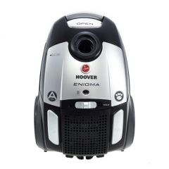 Hoover VC33 Enigma Pets Bagged Vacuum 700W (Black/Silver)