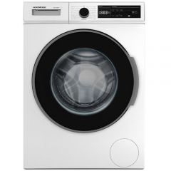 NordMende WMT1280WH 8kg 1200 Spin A++ Energy Washing Machine (White)